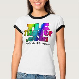 T-shirt Logo de chromatographie sur couche mince Tugger -