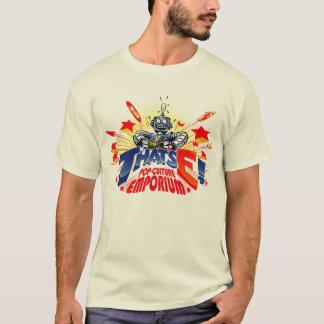 "T-shirt LOGO de COULEUR de TE ""Warpspace"""