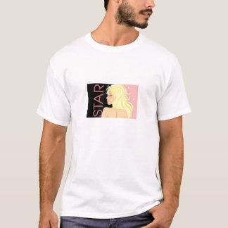 T-shirt Logo de couture d'ÉTOILE