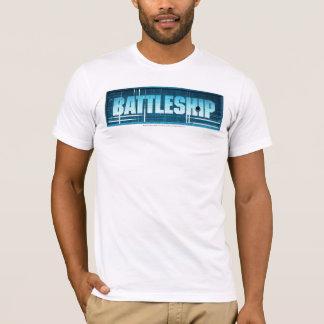 T-shirt Logo de cuirassé