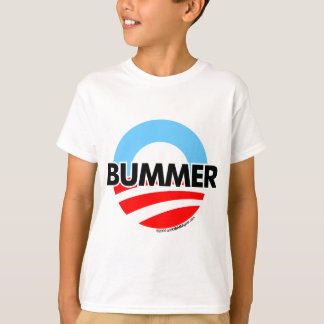 T-shirt Logo de déception d'Obama O