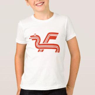 T-shirt Logo de dragon