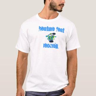 T-shirt LOGO de FBs avec le TEXTE