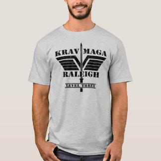 T-shirt Logo de film encreur du niveau 3 de KMR