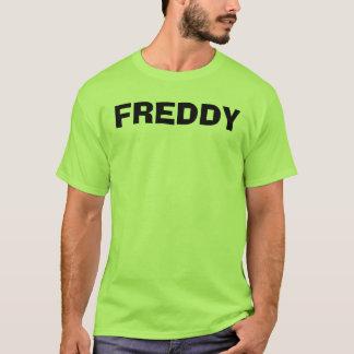 T-SHIRT LOGO DE FREDDY