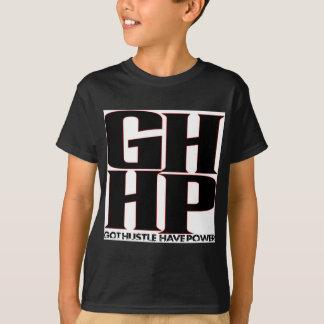 T-SHIRT LOGO DE GHHP