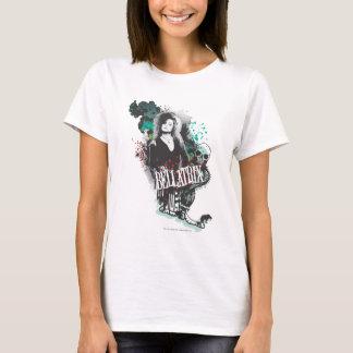 T-shirt Logo de graphique de Bellatrix Lestrange
