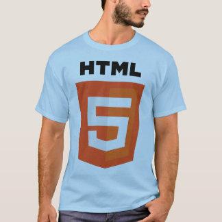 T-shirt Logo de HTML 5