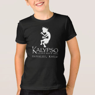 T-shirt Logo de Kalypso Kane dans le blanc