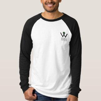 T-shirt Logo de la chemise WDI de base-ball
