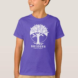 T-shirt Logo de la jeunesse - couleurs de variétés