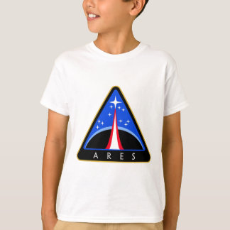 T-shirt Logo de la NASA Ares Rocket