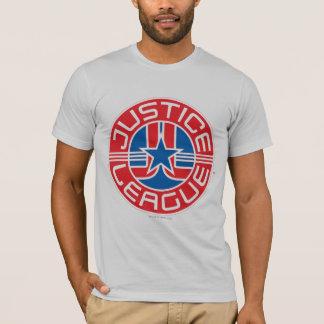 T-shirt Logo de ligue de justice