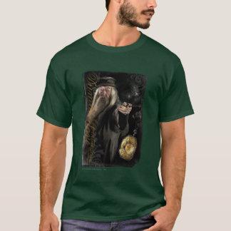 T-shirt Logo de manuscrit de Dumbledore