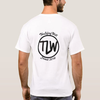 T-shirt Logo de marque de TLW établi