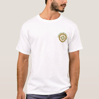 T-shirt Logo de Metrics.com de survie
