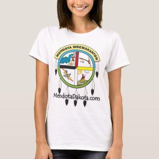 T-shirt Logo de MMDC avec le site Web
