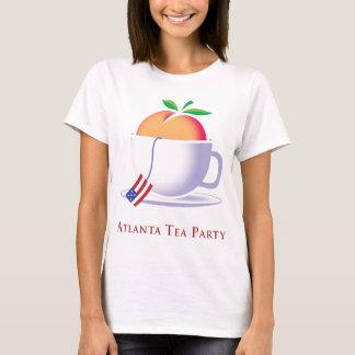 T-shirt Logo de pêche de thé d'ATL