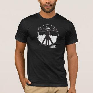 T-shirt Logo de physique