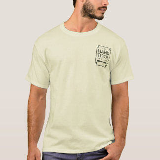 T-shirt Logo de poche d'école d'outil de bricolage et code