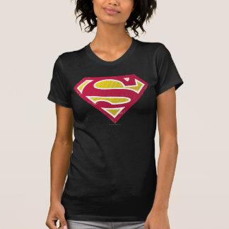T-shirt Logo de points affligé par | de S-Bouclier de