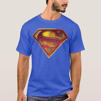 T-shirt Logo de réflexion du S-Bouclier | de Superman