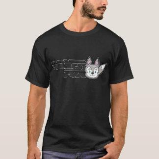 T-shirt Logo de renard argenté