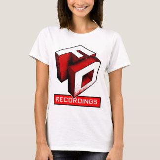 T-shirt Logo de rouge de FDR !