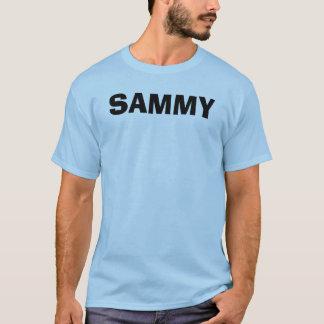 T-SHIRT LOGO DE SAMMY