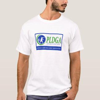 T-shirt Logo de site Web de PLDGA