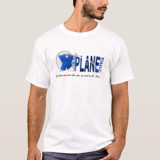 T-shirt Logo de site Web de X-Plane.Org