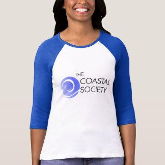 T-shirt Logo de TCS (avant) - les dessus des femmes