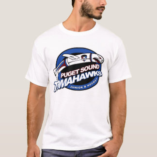 T-shirt Logo de tomahawks de Puget Sound