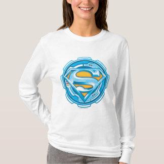 T-shirt Logo de vitesse du S-Bouclier | de Superman
