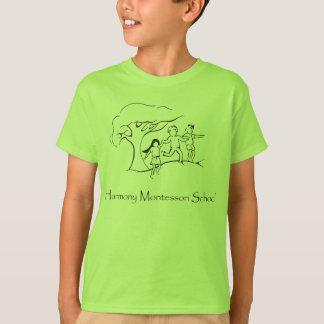 T-shirt Logo de voie HMP sur la couleur
