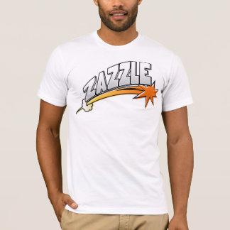 T-shirt Logo de Zazzle (style de bande dessinée)