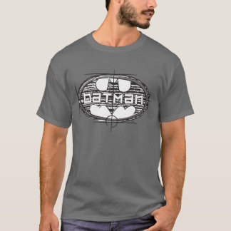 T-shirt Logo d'ébauche de Batman  