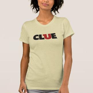 T-shirt Logo d'indice