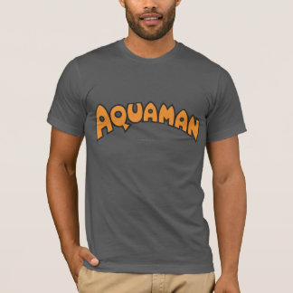 T-shirt Logo d'orange d'Aquaman