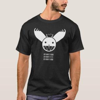 T-shirt Logo du démon LOL d'Internet - customisé