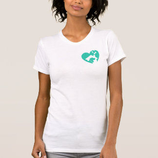 T-shirt Logo du LB&B des femmes petit