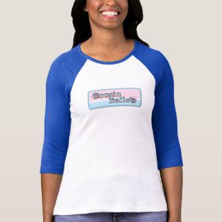 T-shirt Logo du magasin de la belle de cousin