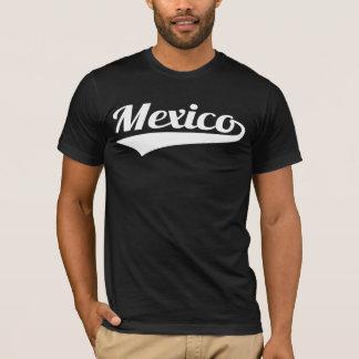 T-shirt Logo du Mexique