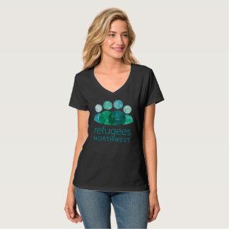 T-shirt Logo du nord-ouest de réfugiés