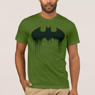 T-shirt Logo du symbole | Spraypaint de Batman