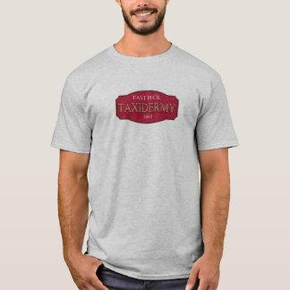 T-shirt Logo est d'empaillage de picotin de procès et