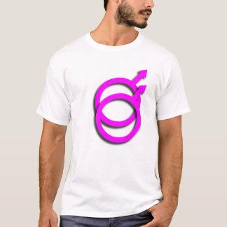 T-shirt Logo gai