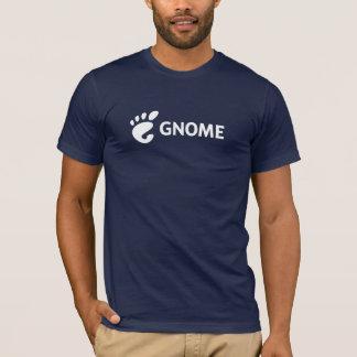 T-shirt Logo horizontal de GNOME