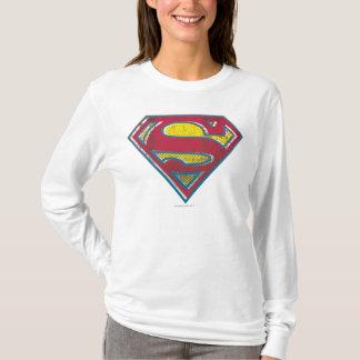 T-shirt Logo imprimé par | de S-Bouclier de Superman