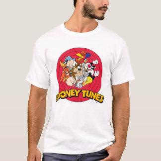 T-shirt Logo Looney de caractère d'airs